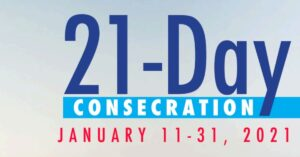 21-Day Consecration