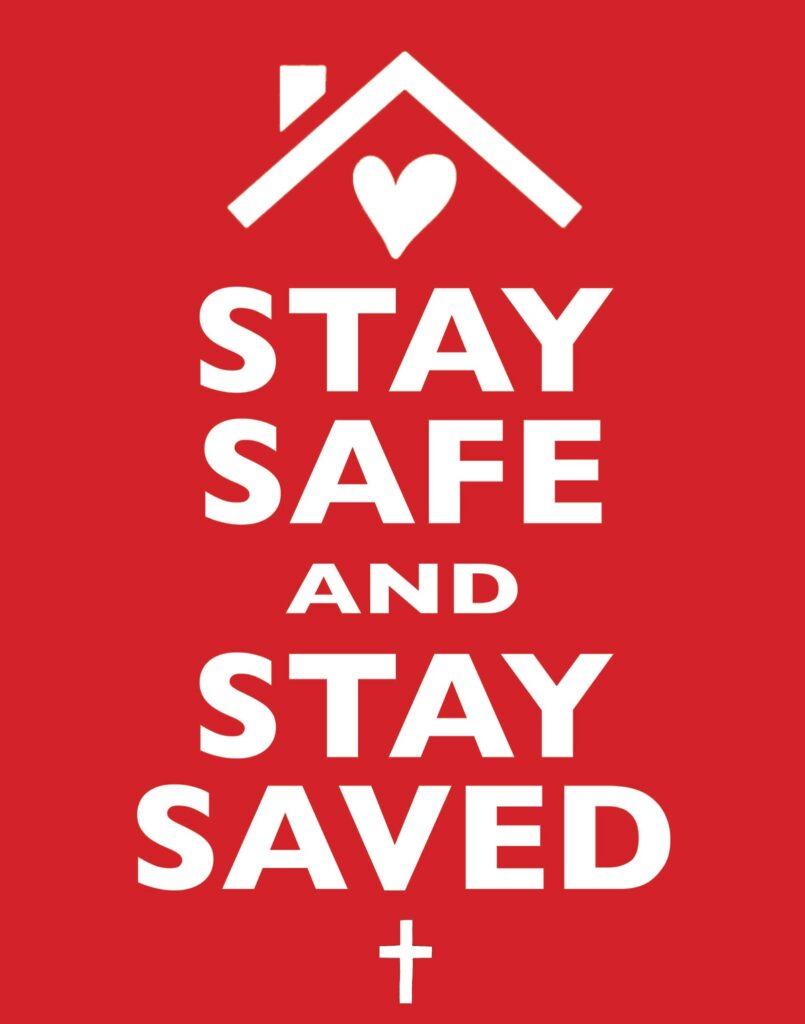 Stay Safe & Stay Saved