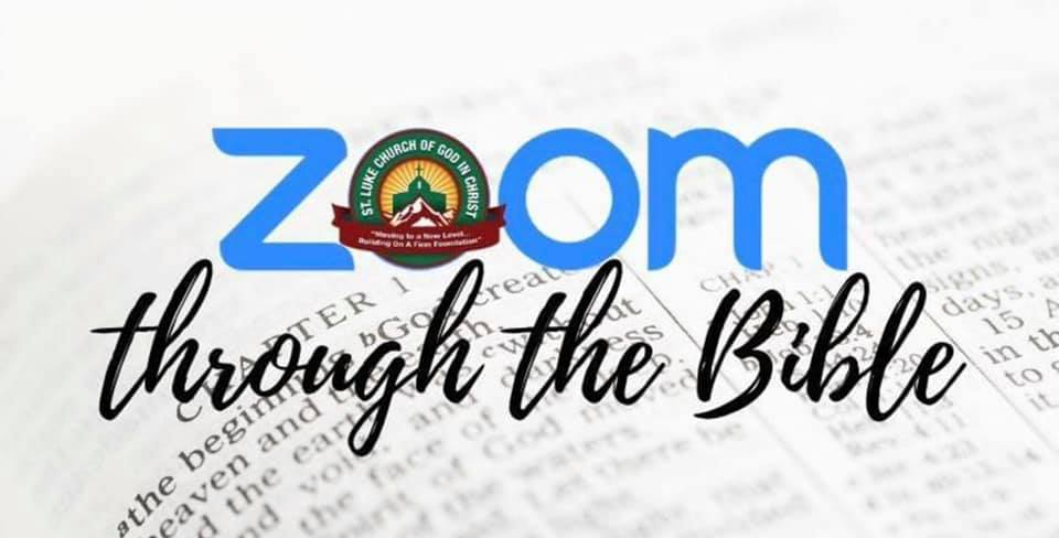 Zoom Through the Bible